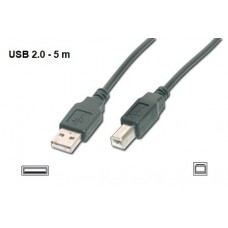Laidas USB 2.0 A-B spausdintuvams (4.5 m)