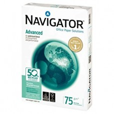 Popierius NAVIGATOR ADVANCED A4, 75 g/m2