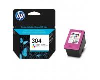 Kasetė HP 304 C/M/Y (N9K05AE) OEM