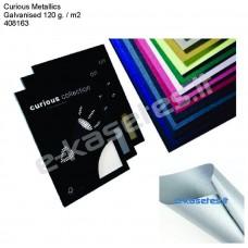 Popierius Curious Metallics, Galvanised, A4, 120 g/m²
