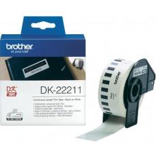 Brohter Lipni juostelė DK-22211 29mm. (ilgai išliekanti)