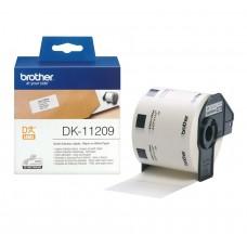 Brother Lipni juostelė DK-11209 (Baltos) 29x62 mm