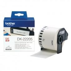 Brohter Lipni juostelė DK-22205 62mm. (Balta)
