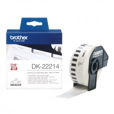 Brohter Lipni juostelė DK-22214 12mm. (Balta)
