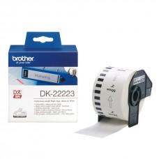 Brohter Lipni juostelė DK-22223 50mm. (Balta)