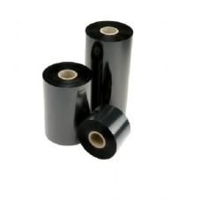 Karboninė juostelė 104mm x 300m Wax