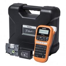 Elektrikų Etikečių spausdintuvas Brother PT-E110VP