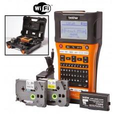 Elektrikų Etikečių spausdintuvas Brother PT-E550WVP