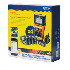 Elektrikų Etikečių spausdintuvas Brother PT-E550WSP