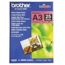 Foto popierius Brother BP60MA3 Matte A3
