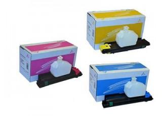 Kyocera TK-590C; TK-590M; TK-590Y (Premium)