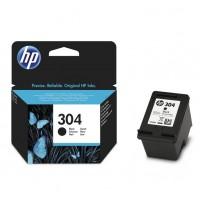 Kasetė HP 304 BK (N9K06AE) OEM