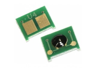 Kasetės HP CF283A Mikroschema