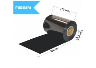 Dažanti juosta (Karboninė juosta) 110mm x 300m Resin