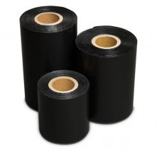 Karboninė juostelė 104mm x 300m Wax / Resin