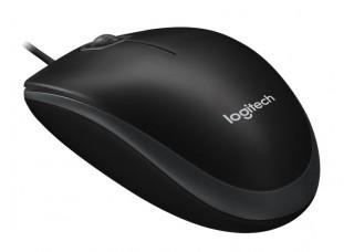 Pelė Logitech B100 (Juoda)