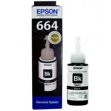 Epson rašalas T6641 juodas OEM