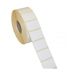 Lipnios Termo etiketės 30x20mm. 2000 vnt